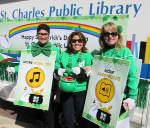 Coming Soon - St. Charles Public Library Staff