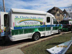 St. Charles Program Van