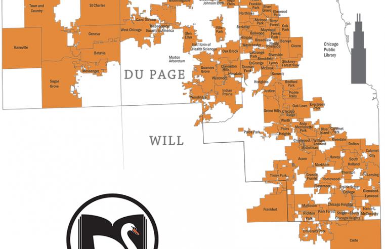 SWAN Membership Map 2019